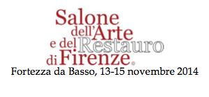 Intervento al Salone dell'Arte e Del Restauro 2014 a Firenze